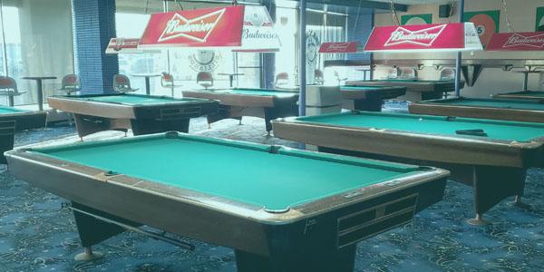 Banks Billiards Hall