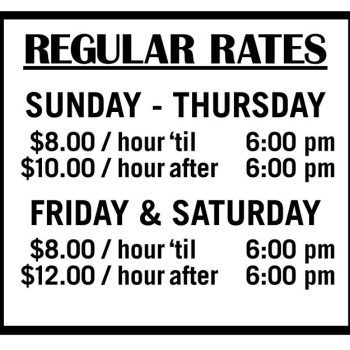 Banks Regular Rates